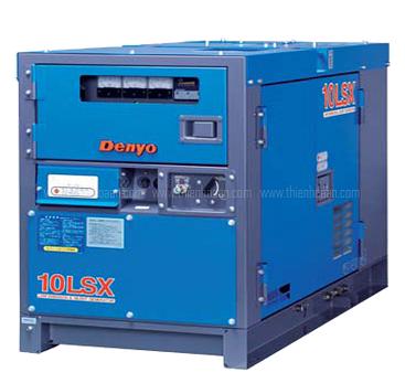 Máy phát điện Máy phát điện 1 pha denyo- nhật bản model: DCA-10LSX