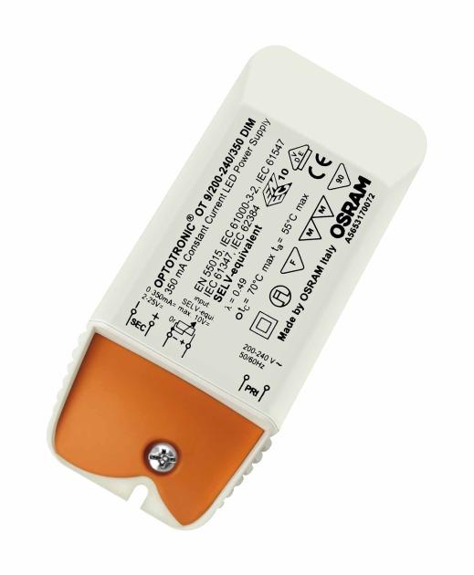 Chấn lưu điện tử OTe 9W/220-240V/24V